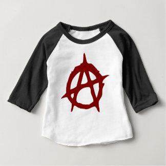 T-shirt Pour Bébé Anarchie - UNE : Copie