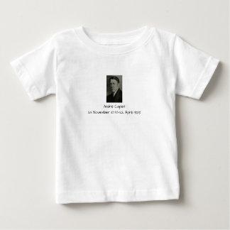 T-shirt Pour Bébé André Caplet