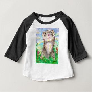 T-shirt Pour Bébé Animaux familiers adorables mignons de petite
