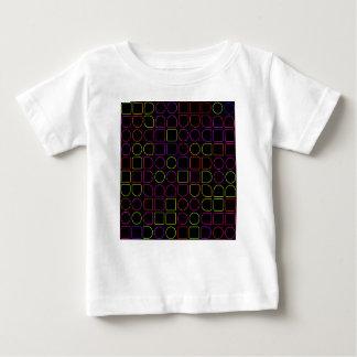 T-shirt Pour Bébé Anneaux de couleur