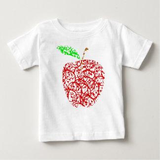 T-shirt Pour Bébé apple2