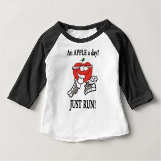 T-shirt Pour Bébé apple3 fonctionnant