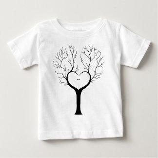 T-shirt Pour Bébé Arbre de Thumbprint