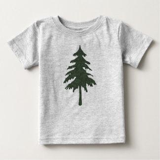 T-shirt Pour Bébé Arbre vert