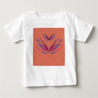T-shirt Pour Bébé Argile d'éléments de conception