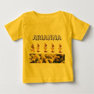 T-shirt Pour Bébé Arianna