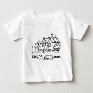 T-shirt Pour Bébé Arms du Roi Arthur
