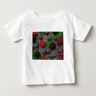 T-shirt Pour Bébé arrière - plan de baie