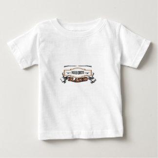 T-shirt Pour Bébé art flamboyant d'ot
