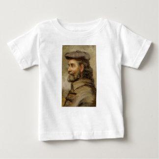 T-shirt Pour Bébé ART | Robert P. Kilbert (autoportrait)
