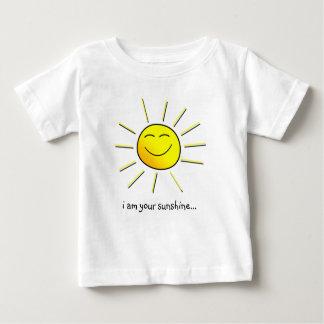 """T-shirt Pour Bébé Assortiment de soleil (est assorti à """"vous sont"""