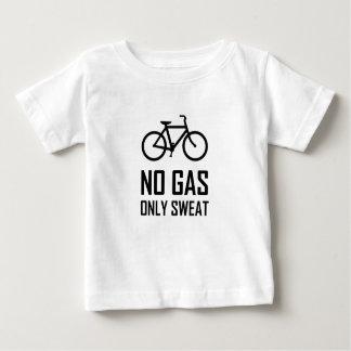 T-shirt Pour Bébé Aucun vélo de gaz n'a seulement sué
