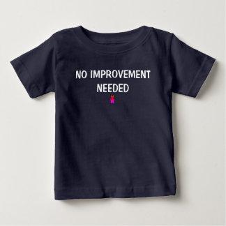 T-shirt Pour Bébé Aucune amélioration requise
