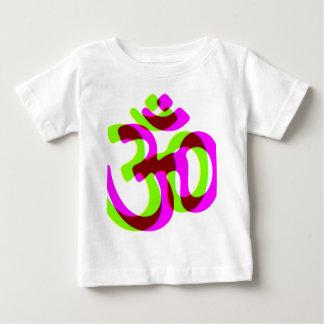 T-shirt Pour Bébé aum-dc