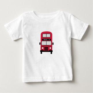 T-shirt Pour Bébé Autobus de Londres