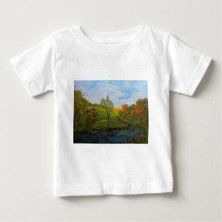 T-shirt Pour Bébé Automne de pays