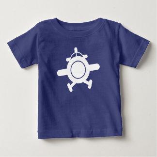 T-shirt Pour Bébé Avion