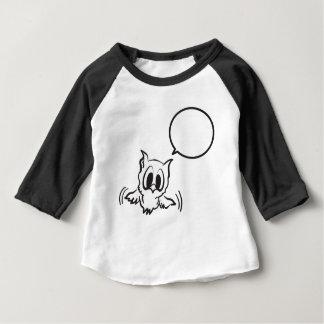 T-shirt Pour Bébé baby_owl.ai