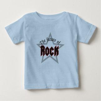 T-shirt Pour Bébé Baby-Rock