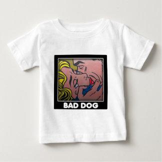 T-shirt Pour Bébé bad dog 1