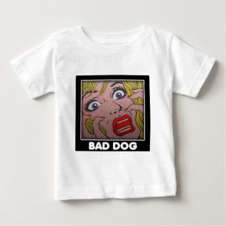 T-shirt Pour Bébé bad dog 2