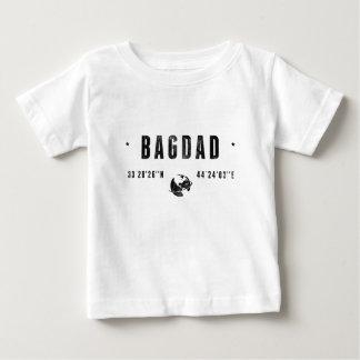 T-shirt Pour Bébé Bagdad