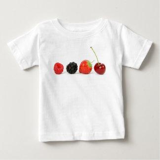 T-shirt Pour Bébé Baies délicieuses fraîches