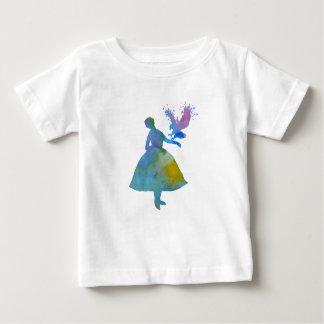 T-shirt Pour Bébé Ballerine avec l'aigle