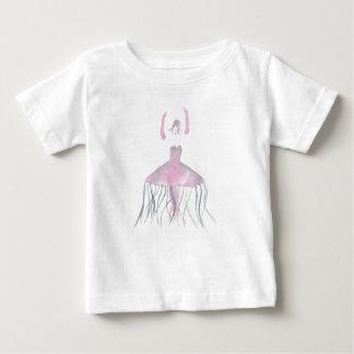 T-shirt Pour Bébé Ballerine de méduses - Annette