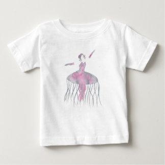 T-shirt Pour Bébé Ballerine de méduses - Genevieve