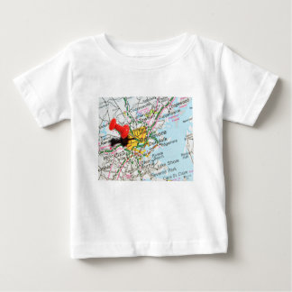 T-shirt Pour Bébé Baltimore, le Maryland