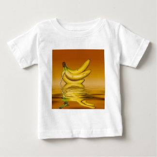 T-shirt Pour Bébé Bananes jaunes mûres