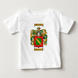 T-shirt Pour Bébé Banda