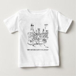 T-shirt Pour Bébé Bande dessinée 1029 de bateau