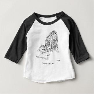 T-shirt Pour Bébé Bande dessinée 1035 de rapport