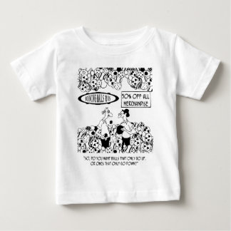 T-shirt Pour Bébé Bande dessinée 6241 de boule