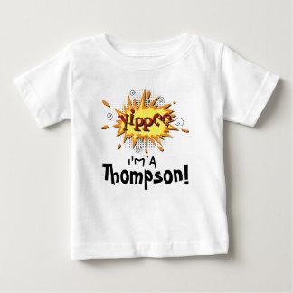 T-shirt Pour Bébé Bande dessinée d'art hourra ! Pièce en t de partie