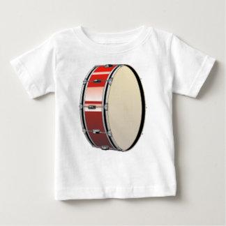T-shirt Pour Bébé Bande dessinée de tambour bas