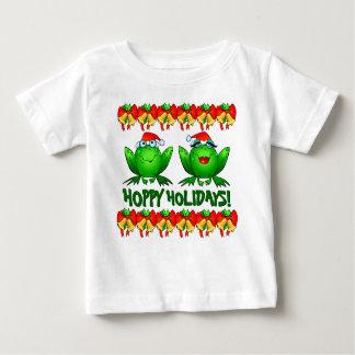 T-shirt Pour Bébé Bande dessinée drôle mignonne de vacances de