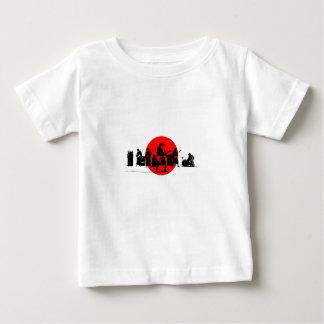 T-shirt Pour Bébé Bande japonaise