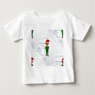 T-shirt Pour Bébé Barack Obama père Noël
