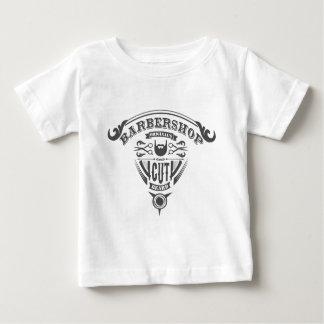 T-shirt Pour Bébé Barbershop originals vintage