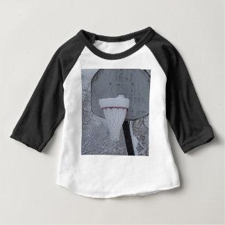 T-shirt Pour Bébé Basket-ball de neige