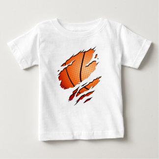 T-shirt Pour Bébé Basketball