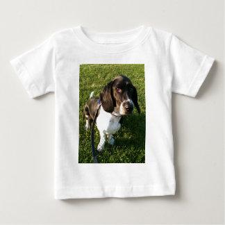 T-shirt Pour Bébé Basset Hound adorable Snoopy