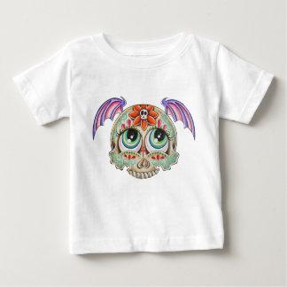 T-shirt Pour Bébé Batte de crâne de sucre