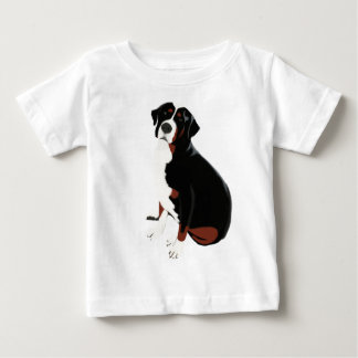 T-shirt Pour Bébé Beau chien de montagne