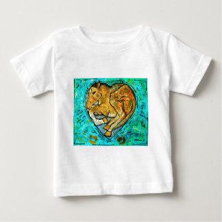 T-shirt Pour Bébé Beauté de Saratoga