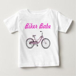 T-shirt Pour Bébé Bébé de cycliste - et fier de lui !