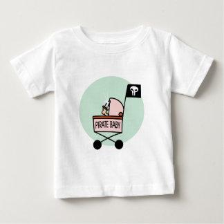 T-shirt Pour Bébé Bébé de pirate